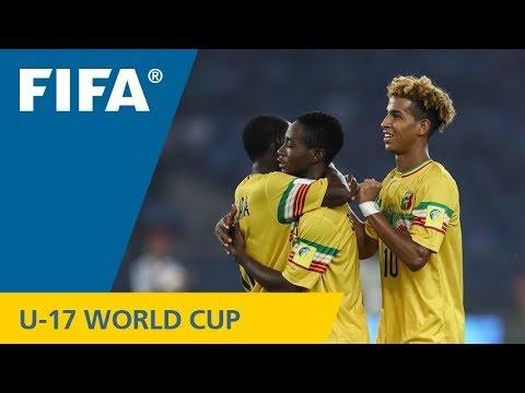 Mali U17 - Nouvelle Zélande U17
