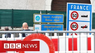 New quarantine on travellers from France announced by UK - BBC News