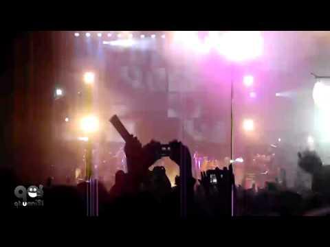 No hay nadie como tu - Calle 13 - FIA 2012