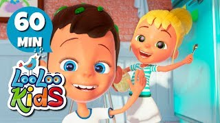 Jack and Jill - Great Songs for Children | LooLoo Kids