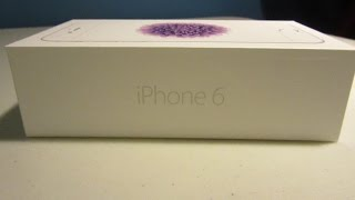 Buying & Unboxing My iPhone 6