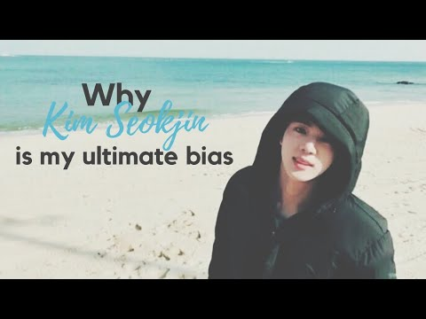« Why BTS Jin 김석진 is my ultimate bias »