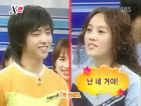 X-Man Kim kibum- Lee soo young