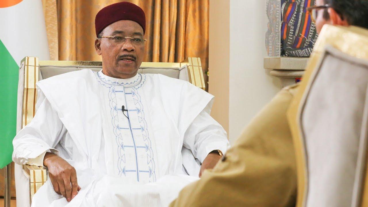 Entretien accordé à France 24 à Niamey par le président du Niger, SEM Issoufou Mahamadou 12 Oct 2020