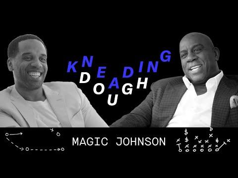 Magic Johnson Talks Business with Maverick Carter | Kneading Dough