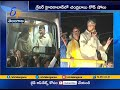People Must Give Vote to Mahakutami: Chandrababu in Hyd. Road Shows