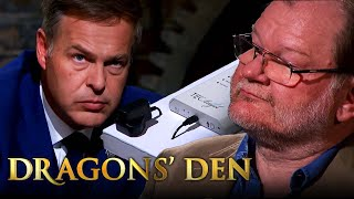 """""""£17M in the Bank,  Why Do You Need A Dragon?""""   Dragons' Den"""
