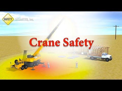 Crane hazard video