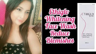 Lighten Skin Tone with Ethiglo Whitening Face Wash