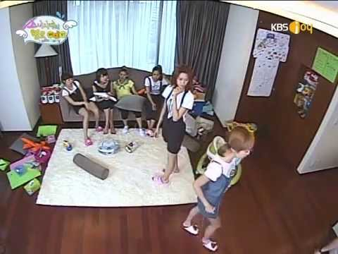 [Eng sub only for PC] Jessica's acting for seohyun hidden camera #2(2/2)