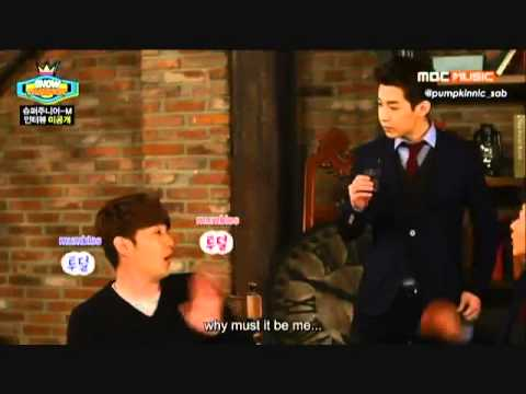 Henry Bickering with Kangin SUJU (SO FUNNY!!!!)