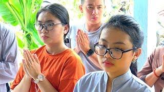 NSUT Thanh Ngân - Phương Mỹ Chi - Thiện Nhân Cùng Đồng Hành Phật Sự Long An