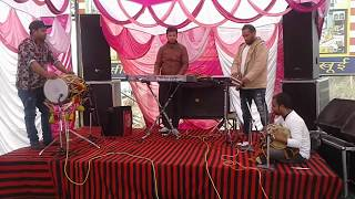 Entry song by krishan kumar johny  musical group jammu 9858212141...7006480130.