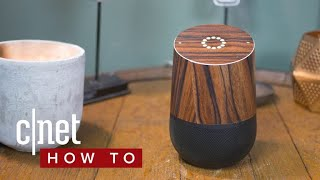 How to stream any music on Google Home using Bluetooth (CNET How To)
