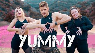 Yummy - Justin Bieber   Caleb Marshall   Dance Workout
