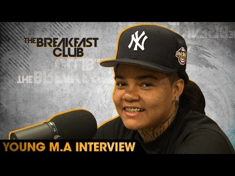 Young M.A Interview With The Breakfast Club (8-19-16)