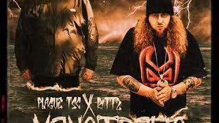 Plague_tsc - Monstrous feat. Rittz