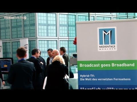 Reportage: Broadcast goes Broadband - Hybrid-TV