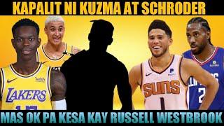 Sagot Ng Lakers Sa Kanilang Problema Sa PG/KAWHI LEONARD UPDATE/Devin Booker Gumawa Ng History.
