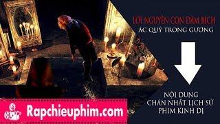 [Review] Lời nguyền con đầm bích: Ác quỷ trong gương - Kinh Dị Cực Chán