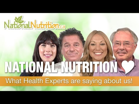 What The Experts Are Saying About National Nutrition!