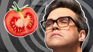 Link Gets Hypnotized To Love Tomatoes