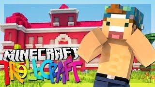 LIZZIE HAS A BARBIE HOUSE!? | Minecraft: TrollCraft