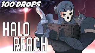 100 Drops - [Halo Reach]