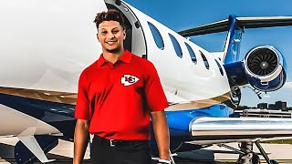 How Patrick Mahomes Spends His Millions
