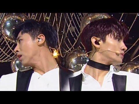《Comeback Special》 TVXQ(동방신기) - The Chance of Love(운명) @인기가요 Inkigayo 20180401
