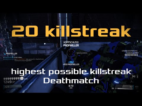 20-0 Deathmatch | invincible | BLR