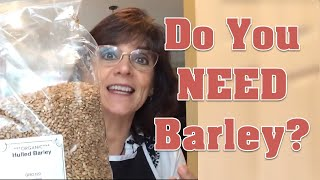 7 Amazing Barley Health Benefits You Never Knew