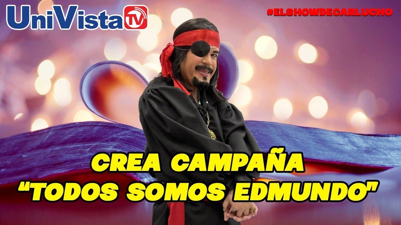 Jack el Pirata y su rara campaña 'Todos somos Edmundo