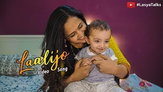 Watch: Anchor Lasya first cover song with her little son D..