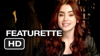 Featurette #1 Lily Collins HD