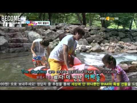 [B1SS] 120831 Hello Baby Season 6 with B1A4 - Episode 6 (2/4)