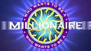 Who Wants to be a Millionaire Intro Idea (clock version, 2010)
