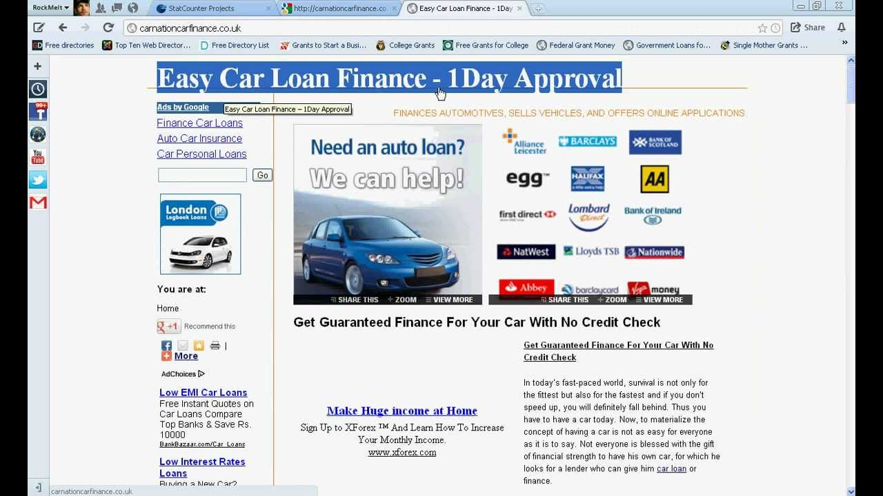 no credit check car dealers uk guaranteed car loan approval youtube. Black Bedroom Furniture Sets. Home Design Ideas