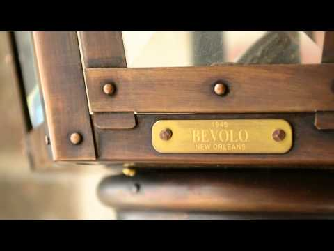What Finishes  Does Bevolo Offer?
