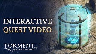 Torment: Tides of Numenera - Interaktív Quest Videó