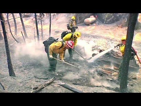 حريق كاليفورنيا يواصل انتشاره رغم جهود الآلاف من رجال الإطفاء لاخماده