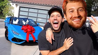 SURPRISING MY BEST FRIEND WITH HIS DREAM CAR!!