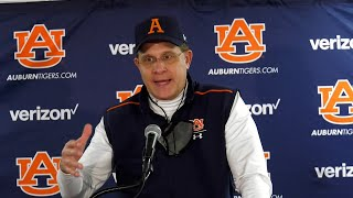 What Gus Malzahn said after Auburn's blowout loss to Alabama in the Iron Bowl