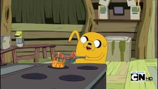 Adventure Time - Bacon Pancakes