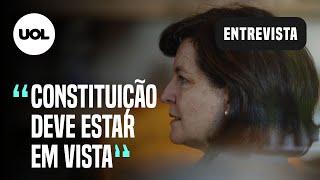 MIX PALESTRAS | Raquel Dodge | DISCUSSÕES NA PGR SÃO SAUDÁVEIS, MAS DEVEM TER CONSTITUIÇÃO EM VISTA