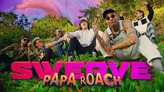 Papa Roach - Swerve feat. FEVER 333 & Sueco [Official Music Video]