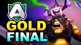 ALLIANCE vs GOLD   GRAND FINAL   GG Bet Birmingham DOTA 2