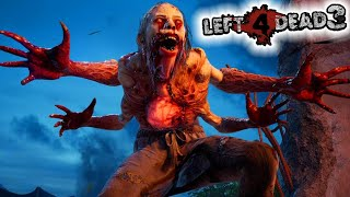 LEFT 4 DEAD 3 - FULL ALPHA GAMEPLAY LIVE!!! (Back 4 Blood)