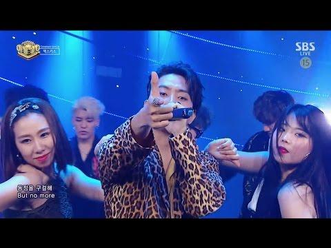 SECHSKIES - '슬픈 노래 (SAD SONG)' 0430 SBS Inkigayo