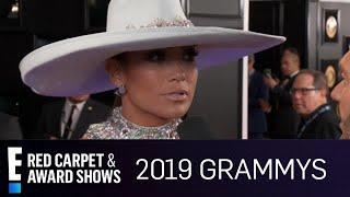 Jennifer Lopez Dedicates Grammys Motown Tribute to Mother   E! Red Carpet & Award Shows